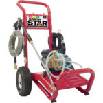 NorthStar Electric Cold Water Pressure Washer - 2000 PSI 120 Volt